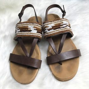 UGG beaded Verona strappy sandals